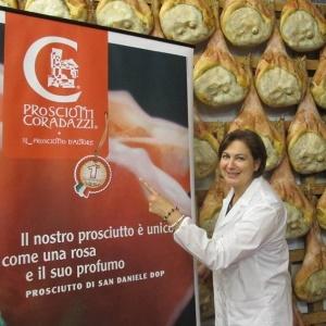 Prosciutto San Daniele Coradazzi/DOP