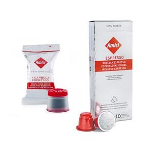 Capsules MIE et compatibles Nespresso®